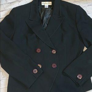 Christian Dior Vintage Blazer Size 14